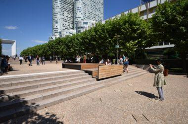 La Défense s'apprête à réinventer son esplanade