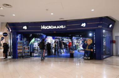Les boutiques Micromania de La Défense pourraient disparaitre