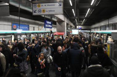 Le futur nouveau siège de Total fait craindre une saturation de la station de métro Esplanade de La Défense