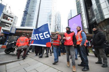 Les ouvriers de Bateg entendent profiter des bonnes performances de leur entreprise
