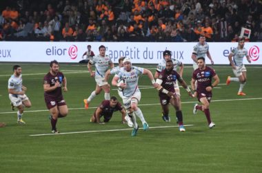 Top 14 : les racingmen dominent les bordelais