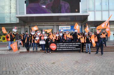 Fermeture du Castorama de La Défense : les salariés veulent se faire entendre