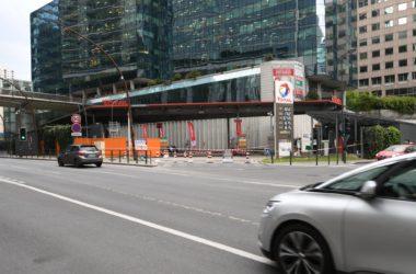 La station Total de La Défense ferme pour trois semaines