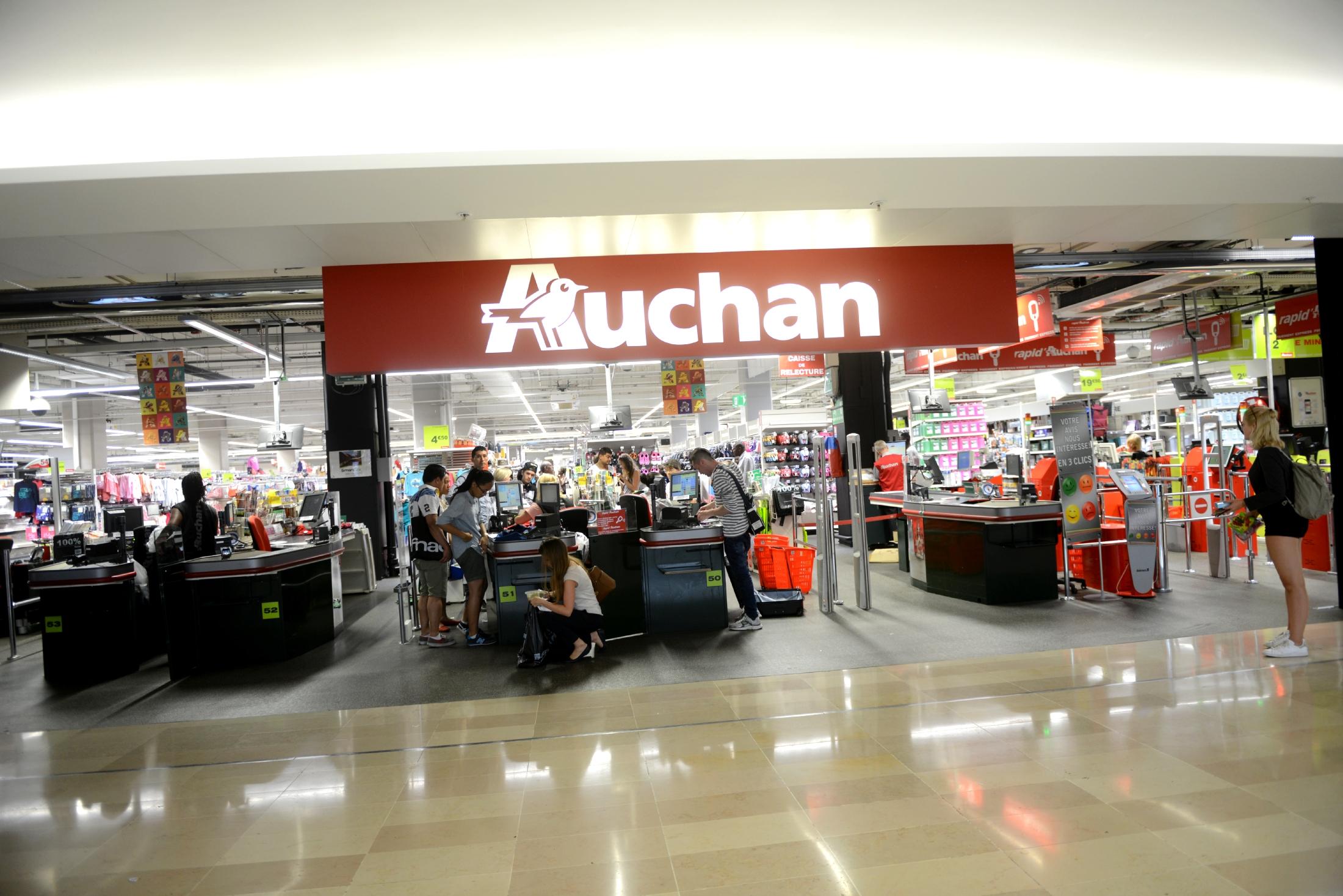 Catalogue Auchan La Defense : auchan la defense ouvert dimanche ~ Dailycaller-alerts.com Idées de Décoration