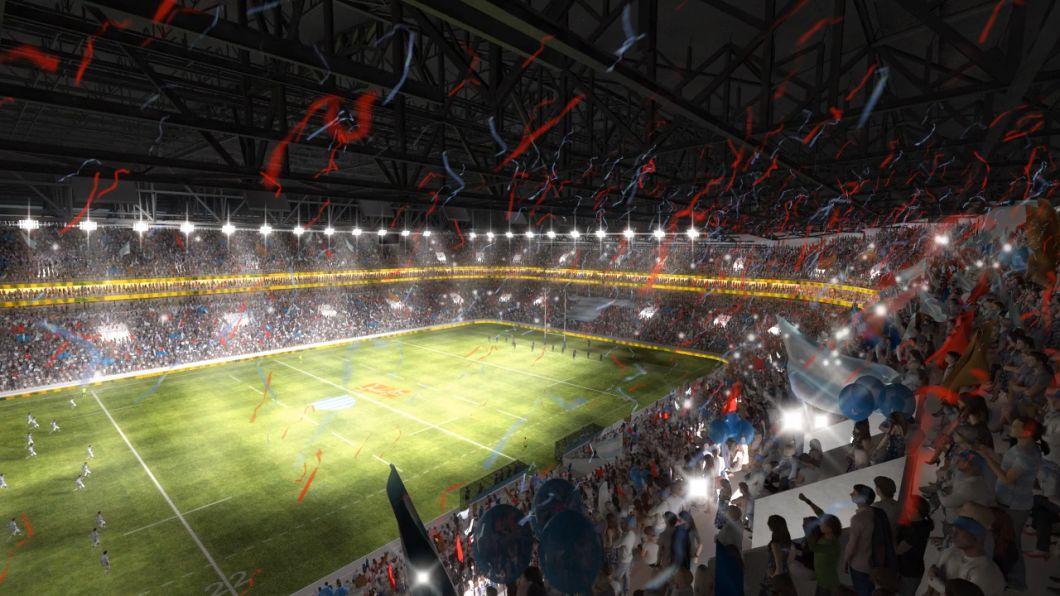 Arena 92 change de nom pour devenir la U Arena | Defense-92.fr