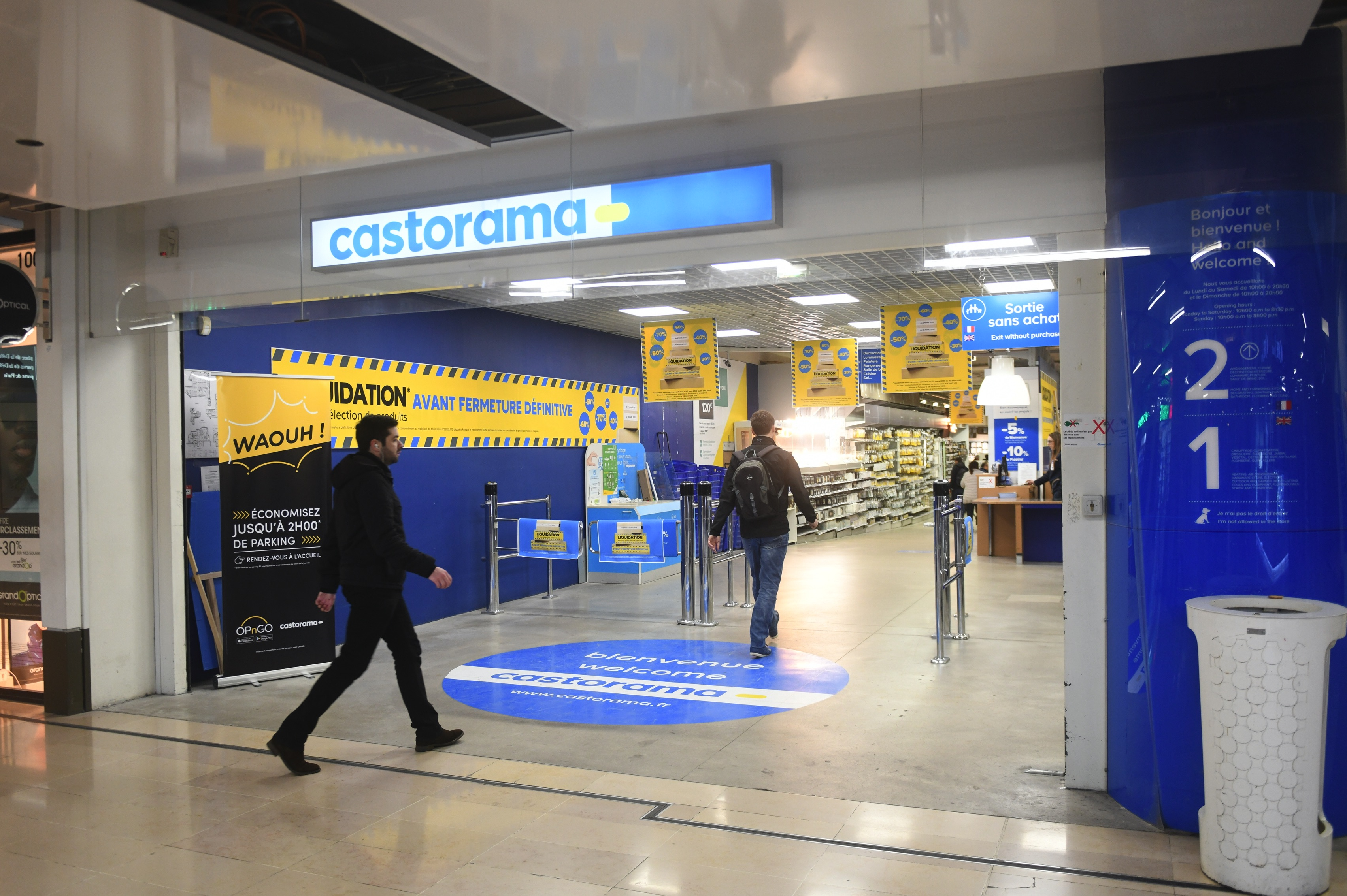Pot De Graisse Castorama castorama liquide ses stocks avant de faire tomber le rideau